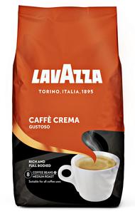 Lavazza Caffè Crema Gustoso   ganze Bohne   1000g