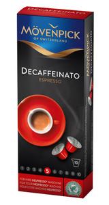 Mövenpick Espresso Decaffeinato | 10 Nespresso® komp. Kapseln