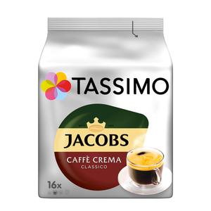 Tassimo Jacobs Caffè Crema Classico   16 T Discs