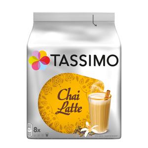 Tassimo Chai Latte   8 T Discs
