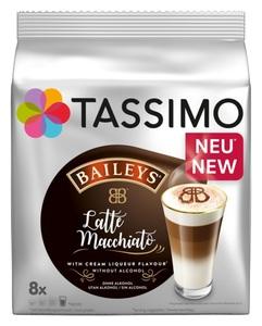 Tassimo Latte Macchiato Bailey's   8 T Discs