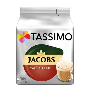 Tassimo Jacobs Café Au Lait   16 T Discs