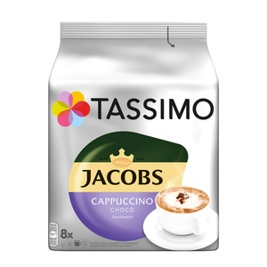 Tassimo Jacobs Cappuccino Choco | 8 T Discs
