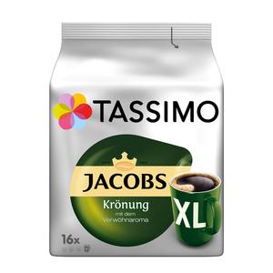 Tassimo Jacobs Krönung XL | 16 T Discs