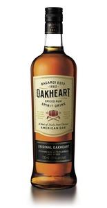 Bacardi Oakheart 35% Vol.
