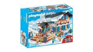 PLAYMOBIL 9280 - Family Fun - Skihütte