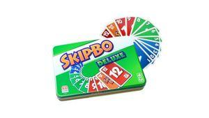 Mattel Games - Skip-Bo Deluxe