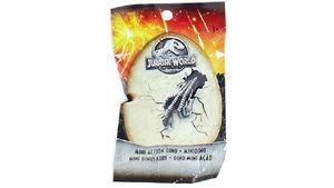 Mattel - Jurassic World - Mini Action Dinos Sammelfigur (Blindbag)