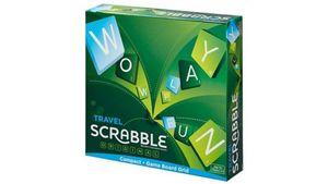 Mattel Games - Scrabble Kompakt