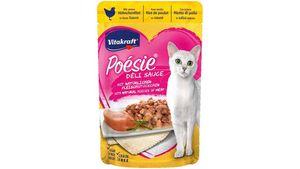 Vitakraft Katzennassfutter Poésie® Déli Sauce + Hühnchenfilet