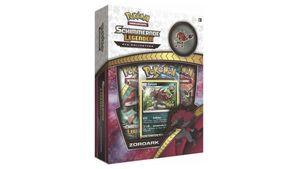 Pokémon Sammelkartenspiel - SM03.5 Zoroark Pin Box