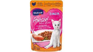 Vitakraft Katzennassfutter Poésie® Déli Sauce Junior + Putenbrust