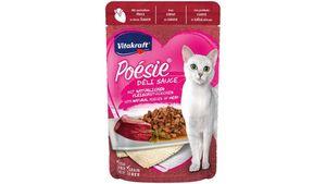 Vitakraft Katzennassfutter Poésie® Déli Sauce + Herz