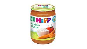 HiPP Gemüse - Gemüse-Risotto