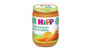 HiPP Gemüse - Früh-Karotten mit Kartoffeln