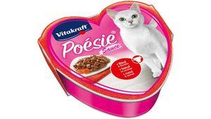Vitakraft Katzennassfutter Poésie® + Rind & Karotte in Sauce