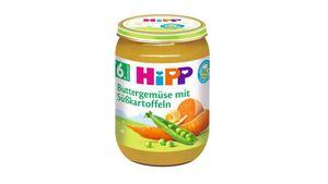 HiPP Gemüse - Buttergemüse mit Süßkartoffeln