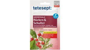 tetesept Bad Meeressalz Rücken & Schulter