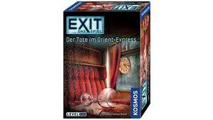 KOSMOS - EXIT - Das Spiel - Der Tote im Orient-Express
