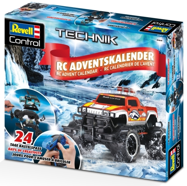 Rc adventskalender