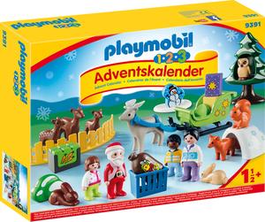 Playmobil 9391 1.2.3 Adventskalender