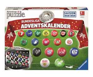 Adventskalender Bundesliga