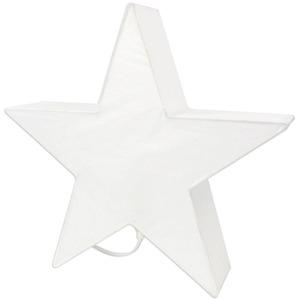 Dekoleuchte LAURA - weiß - Papier