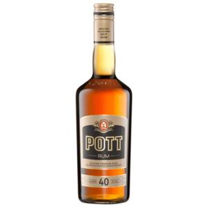 Pott Rum 40% 0,7l