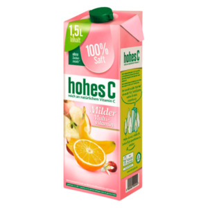 Hohes C Milder Multivitamin 1,5l