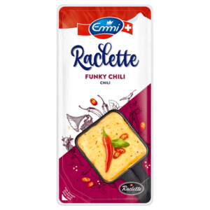 Emmi Raclette Scheiben Chili 150g