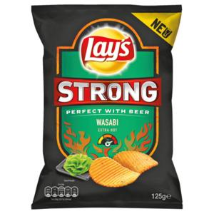 Lay's Strong Wasabi 125g