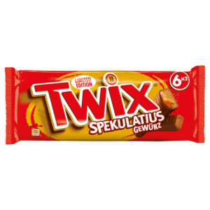 Twix Spekulatius Gewürz 6x46g