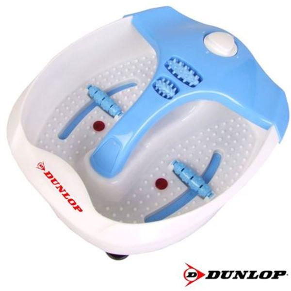 Dunlop Fußbad-Massagegerät