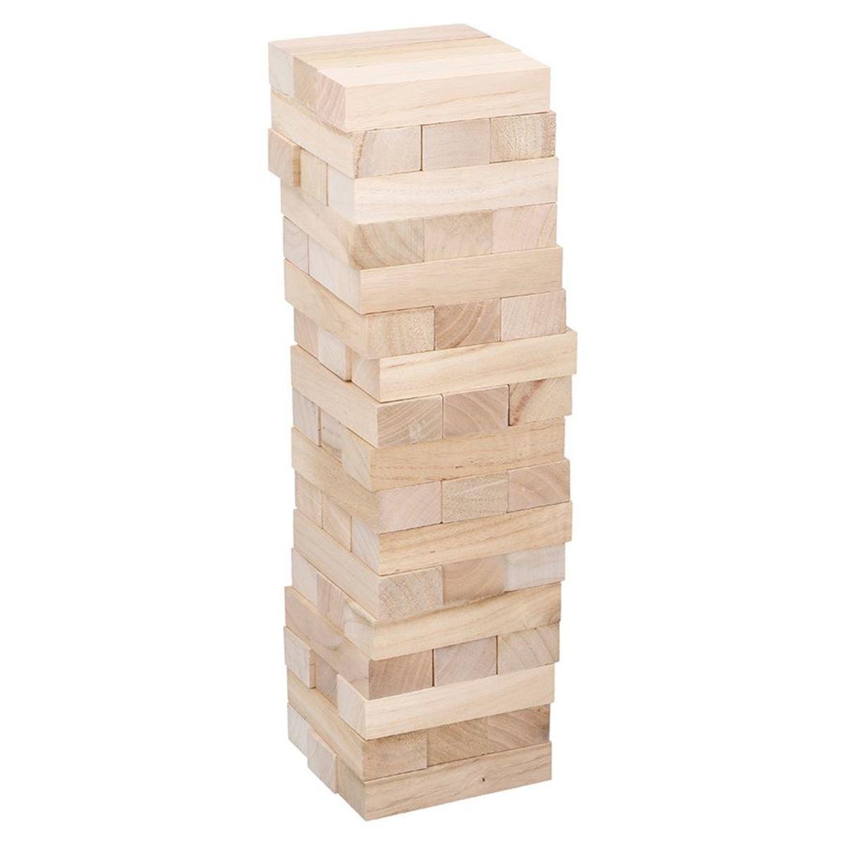 Bild 1 von Lifetime Games Holz-Stapelspiel 60-teilig