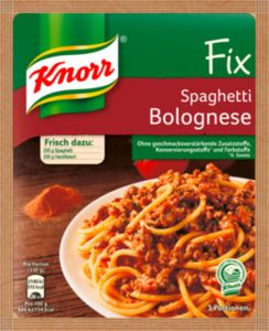 Knorr Fix Spaghetti Bolognese, 42 g