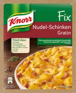 Knorr Fix Nudel-Schinken-Gratin, 28 g