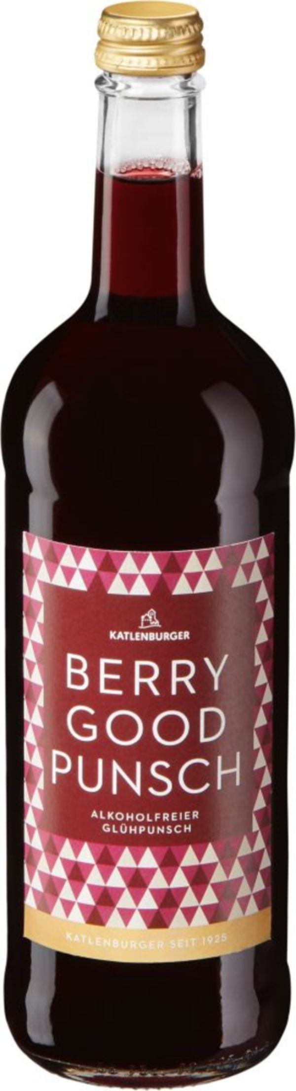 Berry Good Punsch 0,75 Liter