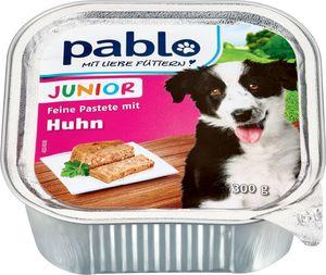 Hundenahrung Junior Huhn Pablo 300 g