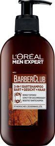 Barber Club 3in1 Bartshampoo