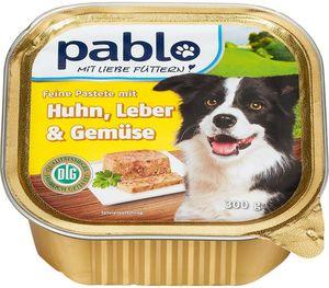 Pastete Huhn / Leber /Gemüse Pablo 300 g