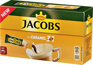 Jacobs 3in1 Caramel +2Sticks