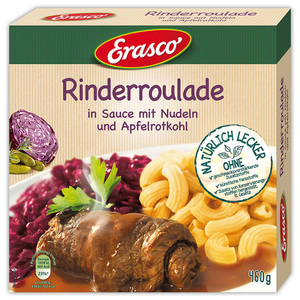 Erasco Komplett-Menü