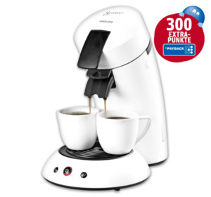 PHILIPS SENSEO Kaffeepadmaschine HD6553-10