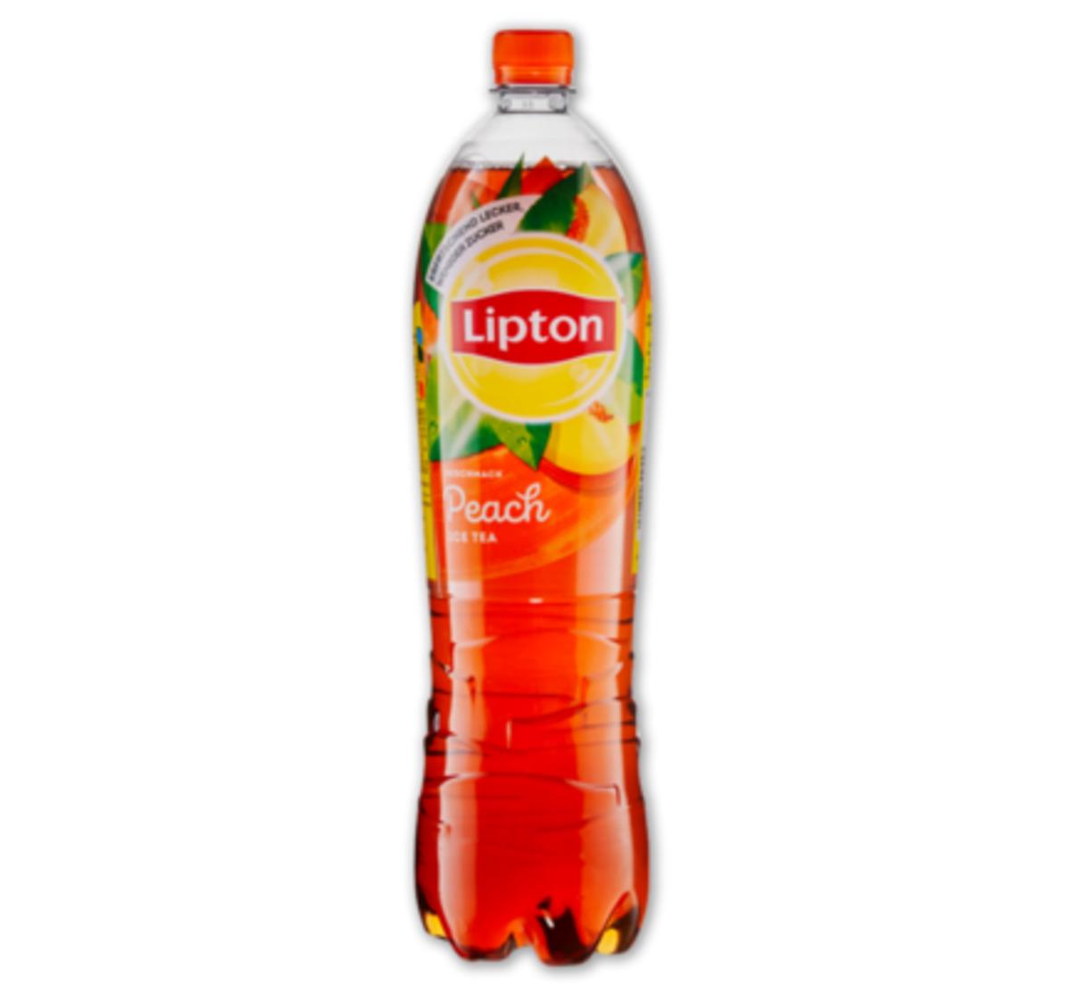 Bild 1 von LIPTON Ice Tea