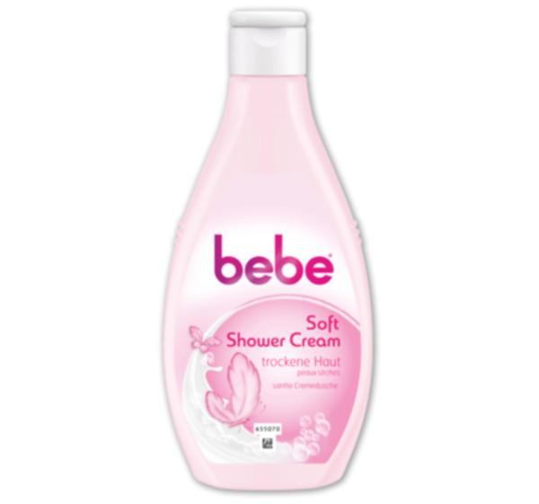 BEBE Soft Shower Duschgel