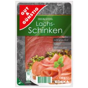 Gut & Günstig Delikatess Lachs-Schinken