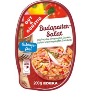 Gut & Günstig Budapester-Salat