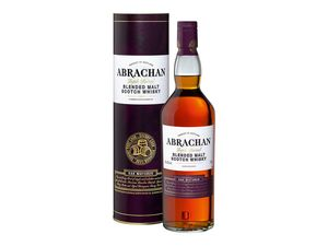 Abrachan Triple Barrel Blended Malt Scotch Whisky 42 % Vol