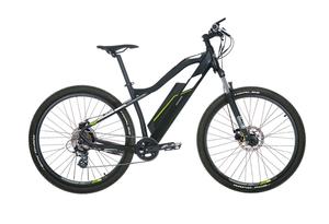 Telefunken E-Mountainbike M900 Aufsteiger Alu E-Bike Fahrrad 27,5 Zoll 9 Gang, Scheibenbremsen, 36V Hinterradmotor, Akku semi-integriert