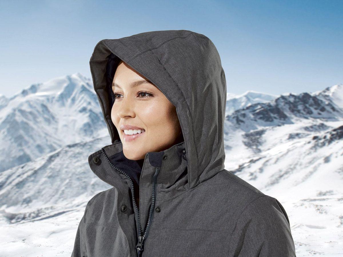 Bild 4 von CRIVIT® Damen Winterjacke